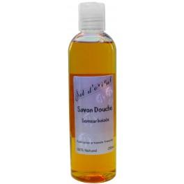 Savon liquide naturel BIO senteur boisée